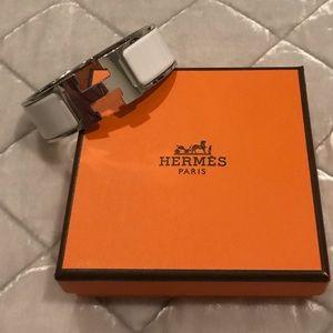 Authentic Hermès Clic Clac Bracelet Large Size